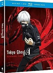 Tokyo Ghoul vA - Season Two (Blu-ray/DVD Combo)