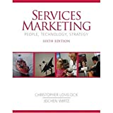 img - for Services Marketing 6th Edition (Book Only) book / textbook / text book