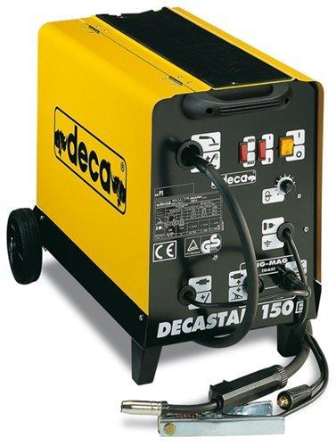 Sistema para soldadura MIG MAG y no gas compacto Decastar 150E 1PH 230/50 con