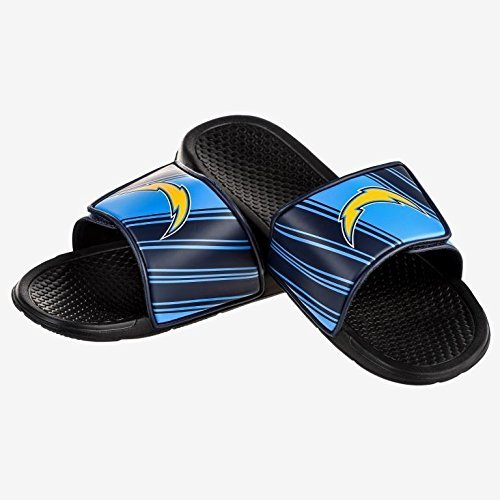 Los Angeles Chargers NFL Legacy Sport Slide Mens - Large