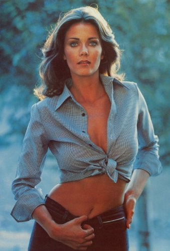 Carter Movie Poster - Linda Carter 11 x 17 Movie Poster - Style A