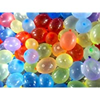 Gbell 500 Pcs Small Latex Balloons in Vibrant Colors - DIY Party Supplies - Wedding Birthday Aniversary Decorating - Aim Target Practice
