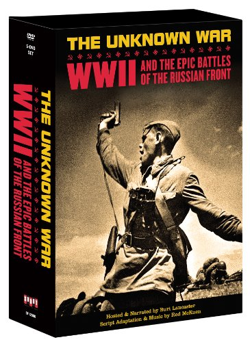 UPC 826663125603, The Unknown War: WWII And The Epic Battles Of The Russian Front