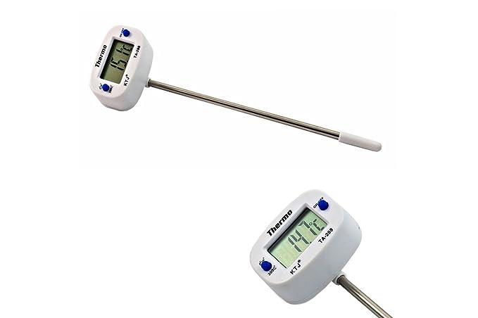 Termómetro Cocina Digital sonda líquidos alimentos TA-288