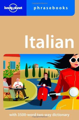 Italian: Lonely Planet Phrasebook