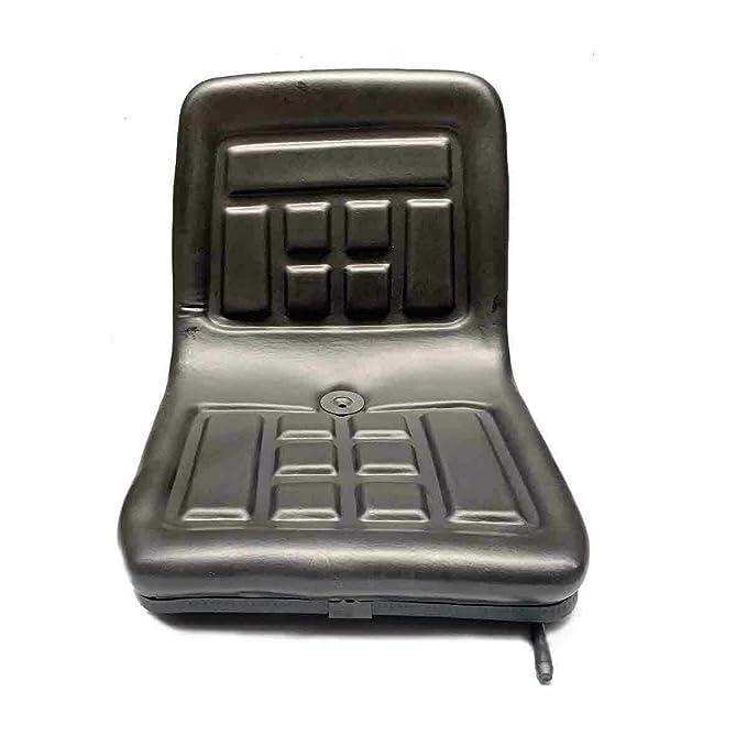 DOMINTY - Asiento de conductor robusto, asiento de asiento ...