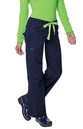 13f0c95620d Amazon.com: koi Lindsey Pant - Limited Edition (Navy / Limeade, XLP ...