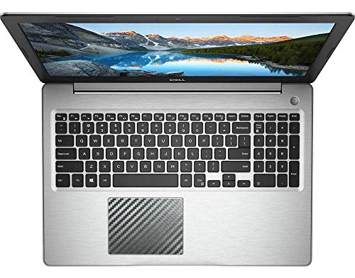 - BingoBuy Touchpad Trackpad Decal Sticker Skin Cover Protector for Dell Inspiron 15-5000 Series (15-5570,15-5575, Black Carbon Fiber)