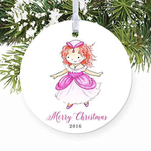 redhead-princess-ornament-2016-baby-girl-pink-dress-fairy-princess-porcelain-ornament-3-flat-circle-