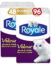 Royale Velour, Plush & Thick Toilet Paper