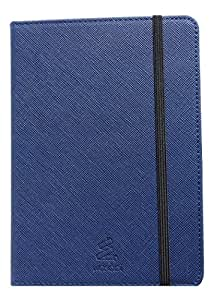 "Wolder A01FU0088 6"" Folio Azul Funda para Libro"