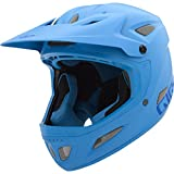 Giro GH22110 Mens Cipher Dirt Bike Helmet, Matte Blue - XS