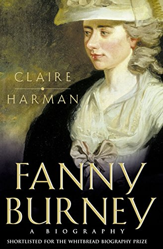 Read Online Fanny Burney: A Biography pdf epub
