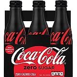 Coca-Cola Zero Sugar Aluminum Bottles, 8.5 Oz (6-Pack)