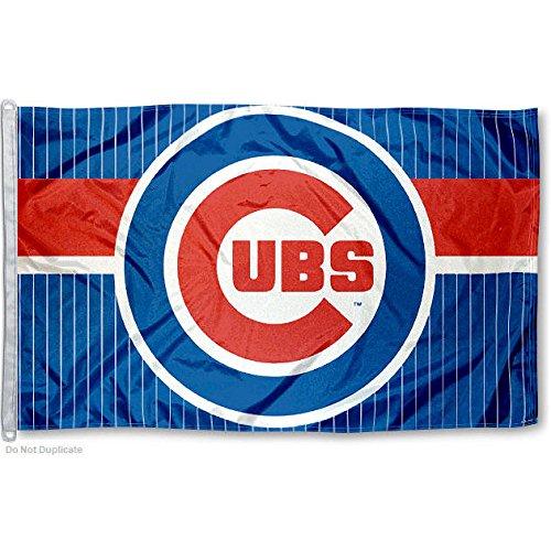 WinCraft MLB Chicago Cubs WCR88844010 Team Flag, 3' x 5'