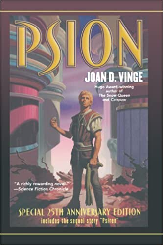psion cat joan d vinge 9780765303400 amazon com books