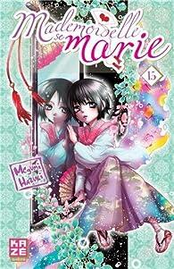 Mademoiselle se marie, tome 15 par Megumi Hazuki
