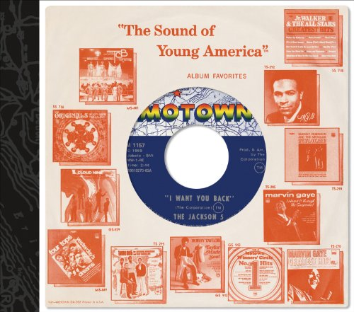 The Complete Motown Singles Vo...