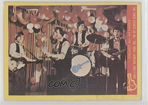 The Monkees Ungraded COMC Poor to Fair (Trading Card) 1967 Donruss The Monkees Series B - [Base] #38B ()