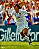 "Mia Hamm Team USA Autographed 16"" x 20"" Celebration Photograph - Fanatics Authentic Certified - Autographed Soccer Photos"