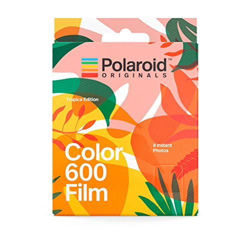 Polaroid Originals 4848 Instant Color Film for 600 – Tropics Edition, Multicolor