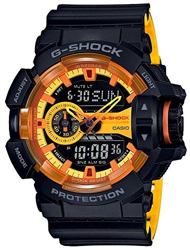 (CASIO watch G-SHOCK G Shock GA-400BY-1AJF Men's)