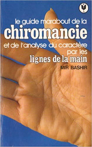 Livres Guide marabout chiromancie pdf, epub ebook