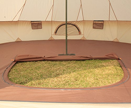 HIMALAYA Yurt Tent 8-12 Persons Multiplayer Traveling by Car Camping Meeting for Camping & Hiking , Trekking , Mountaineering