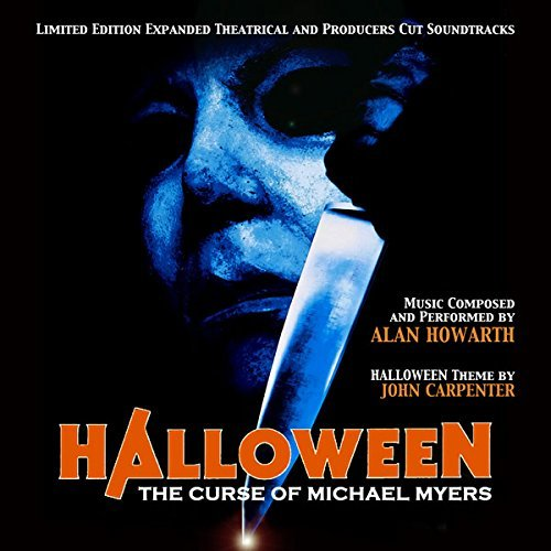 Halloween: Curse of Michael Myers - Original Soundtrack by Alan Howarth -