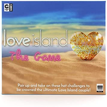 Ginger Fox Love Island The Game Play At Home Based On Itv2