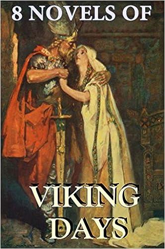 8 Novels of Viking Days: Boxed Set - Lib
