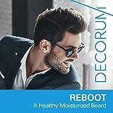 Decorum Reboot Mint Beard Oil, 4 Ounce