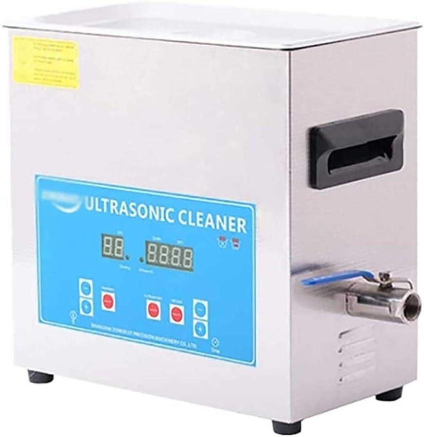 クリーニング眼鏡指輪ステンレス鋼超音波洗浄のための専門の超音波洗浄6.5L商業超音波クリーナー JCXOZ