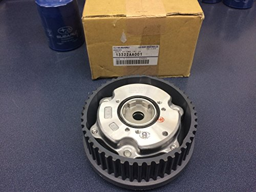 - 2002 - 2013 Subaru Turbo Driver (LH) Side Intake Cam Gear Sprocket Sti WRX OEM