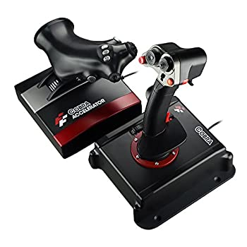 Image of Cobra V5 HOTAS Flight Simulation Combo Games