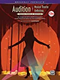 Broadway Presents Audition Musical Theatre Anthology: Young Female Edition Book/CD