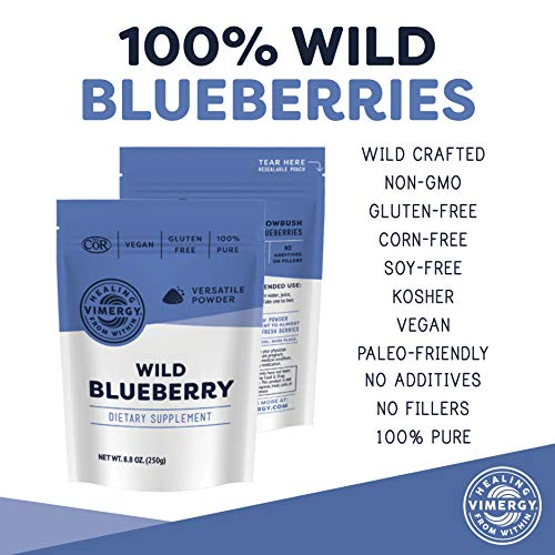 Vimergy Wild Blueberry Powder