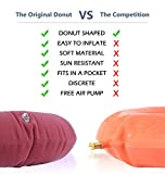 Dr. Frederick's Original Donut Pillow