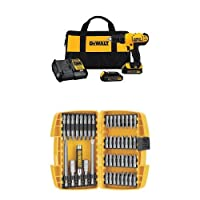 Deals on DEWALT DCD771C2 20V MAX Lithium-Ion Compact Drill/Driver Kit
