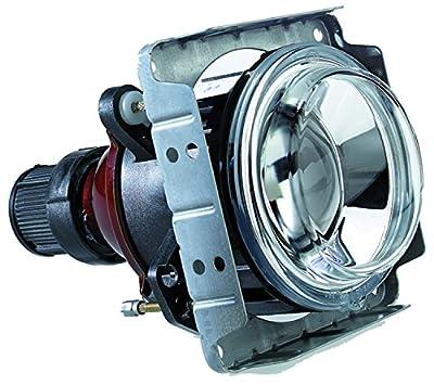 HELLA 007834077 120mm Series Single DE Halogen High Beam Module (Bulb not included)
