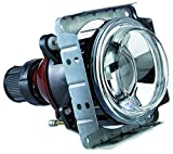HELLA 007834087 120mm Series Single DE Halogen Low Beam Module (Bulb not included)
