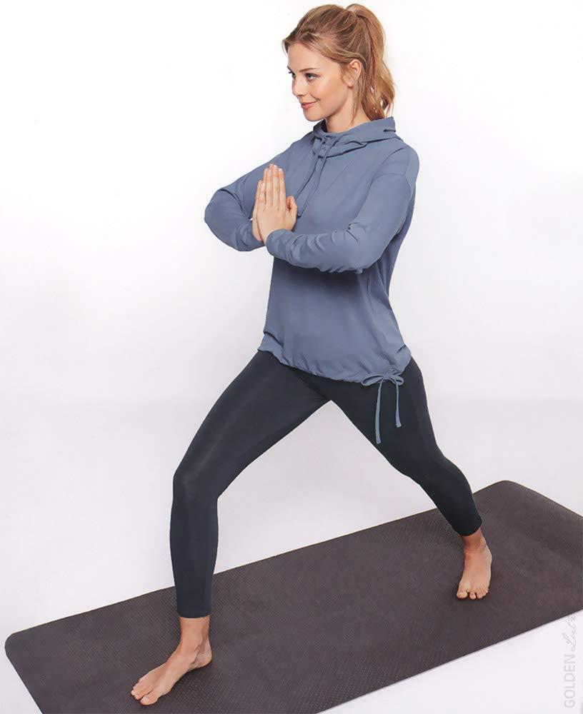 Fairtrade Cotton Damen Yogahose Yoga Hose Sporthose Golden Lutz