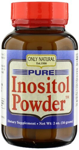 Only Natural Inositol Powder (56g) by Only Natural