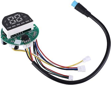 Bnineteenteam Tablero de circuitos para la Bicicleta eléctrica ...