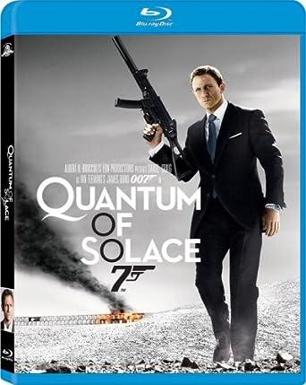ca9b28baf8 Amazon.com: Quantum of Solace [Blu-ray]: Daniel Craig, Olga ...