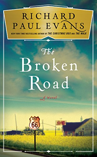 book cover of The Broken Road