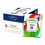 Hammermill Paper, Premium Color Copy Paper 8.5 x 11 Paper, Letter Size, 3 Hole, 28lb Paper, 100 Bright, 8 Reams / 4,000 Sheets (102500C) Acid Free Paper