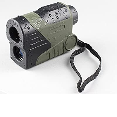 Luna Optics 600m Laser Rangefinder Plus Speed Meter by Sportsman Supply Inc.