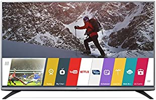 "LG 43LF5900 Televisor 43"" Led Full HD Smart Tv, 60Hz, HDMI, USB, Wi-Fi, negro"