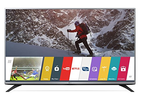 LG Electronics 43LF5900 43-Inch 1080p Smart LED TV (2015 Model) review